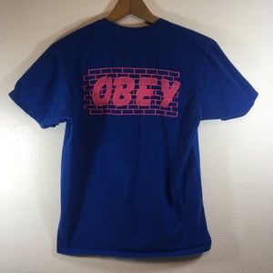 Vintage Obey T-shirt